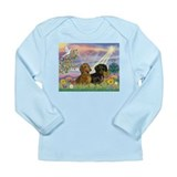 Dachshund long sleeve tee Long Sleeve T Shirts