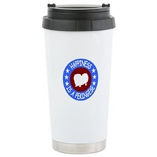 Pekingese Travel Coffee Mug