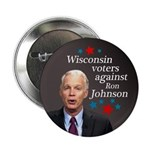 Wisconsin Against Ron Johnson button