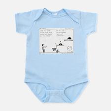 Wrong Custodian Infant Bodysuit