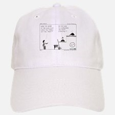 Wrong Custodian Baseball Baseball Cap