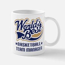 Basketball Team Manager Mug