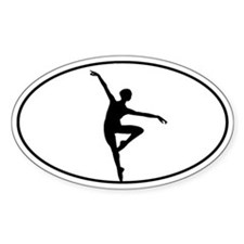 Just Dance Bumper Stickers