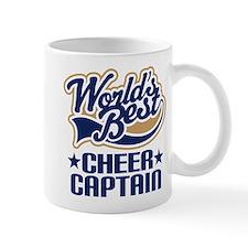 Cheer Captain Mug