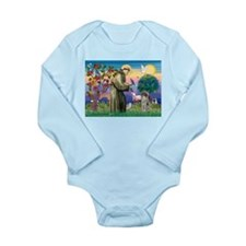 St Francis / German SH Pointer Long Sleeve Infant