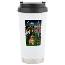 The Magical Golden Travel Mug