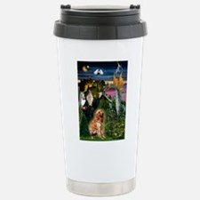 The Magical Golden Travel Mug