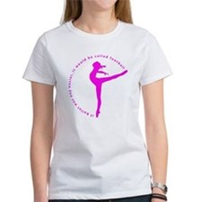 If ballet was any easier... Tee
