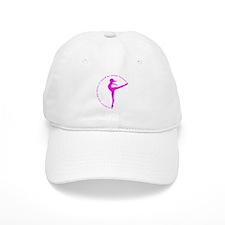 If ballet was any easier... Baseball Cap
