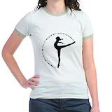 Ballet Jr. Ringer T-Shirt