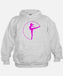 If ballet was any easier... Hoodie