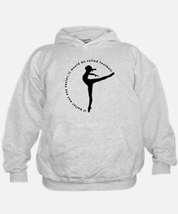 If ballet was any easier... Hoody