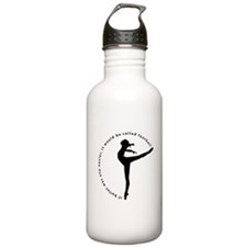 If ballet was any easier... Water Bottle