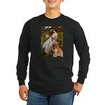 Windflowers & Golden Long Sleeve Dark T-Shirt