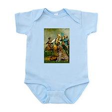 Spirit of '76 & Golden Infant Bodysuit