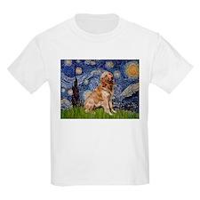 Starry / Golden (B) T-Shirt