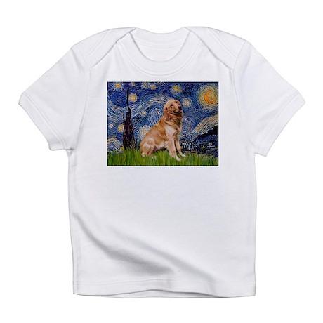 Starry / Golden (B) Infant T-Shirt