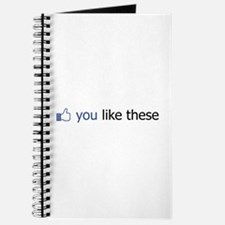 FB You Like These Journal