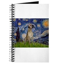 Starry Night Great Dane Journal