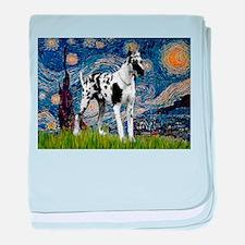Starry / G-Dane (H2) baby blanket