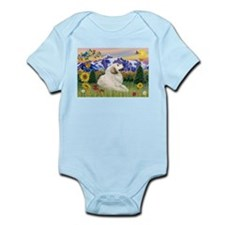 Mt Country & Great Pyrenees Infant Bodysuit
