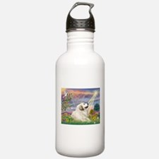 Cloud Star & Great Pyrenees Water Bottle