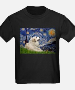 Starry Night Great Pyrenees T