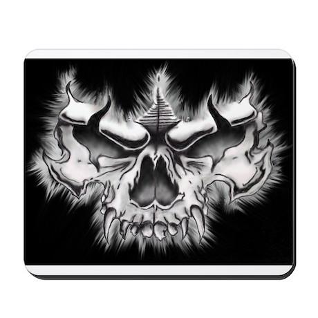 Flared Skull Mousepad 2