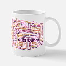 Dance Jargon Small Small Mug