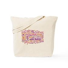 Dance Jargon Tote Bag