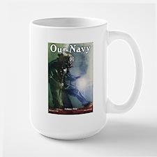 WWII NAVY DIVER Mug