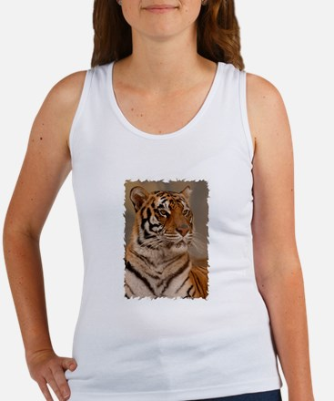 Regal Pose Women's Tank Top