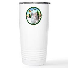 Take Off1/Irish Wolfhound pai Travel Mug