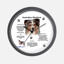 Aussie 1 Wall Clock