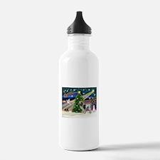 XmasMagic/Spinone (#13) Water Bottle