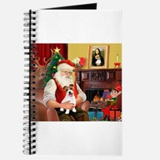 Santa's JRT pup Journal