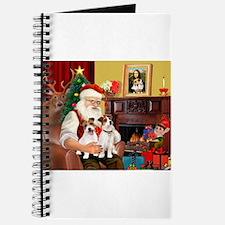 Santa's 2 JRT's Journal
