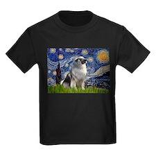 Starry Night & Keeshond T