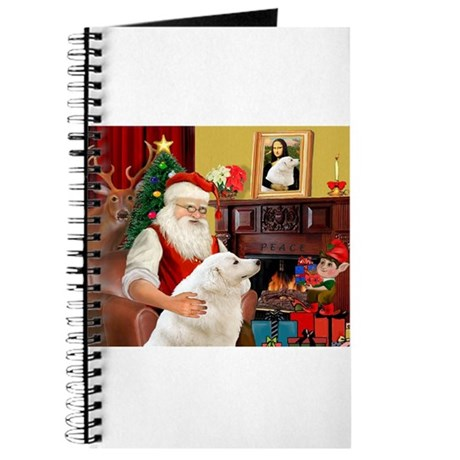Santa's Kuvasz Journal