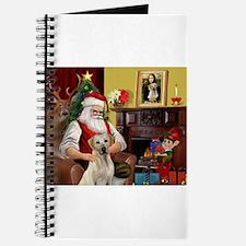 Santa's Yellow Lab #7 Journal
