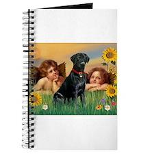 2 Angels / Black Labrador Journal