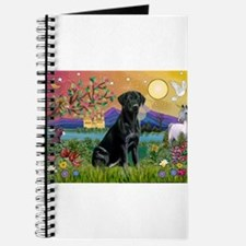 Black Lab in Fantasyland Journal