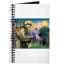 St Francis Black Lab Journal
