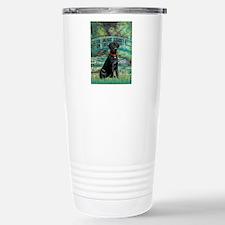 Bridge & Black Lab Travel Mug