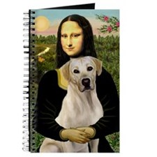 Mona & her Yellow Lab Journal