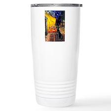 Terrace Cafe & Labrador Travel Mug