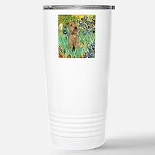 Lakeland T. & Irises Travel Mug