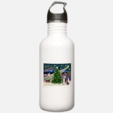XmasMagic/Lhasa 4 Water Bottle