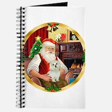 Santa's Maltese 11 Journal