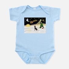 Night Flight/Manchester T Infant Bodysuit